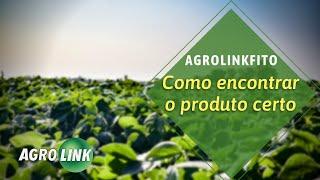 Como encontrar produto no AgrolinkFito?