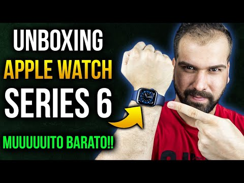 CHEGOU! Novo Apple Watch Series 6 | SEM TAXA!
