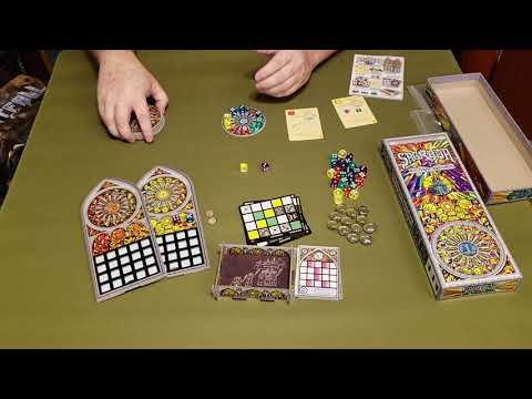 Sagrada: 5-6 Player Expansion Review - Board on the Bayou