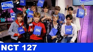 NCT 127 Play TOUCH & Guess What's Inside The Bag! PART 3
