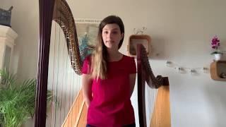 Présentation de la harpe