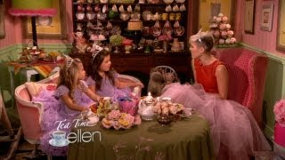 София Грейс И Рози, Tea Time with Sophia Grace & Rosie and Miley Cyrus!
