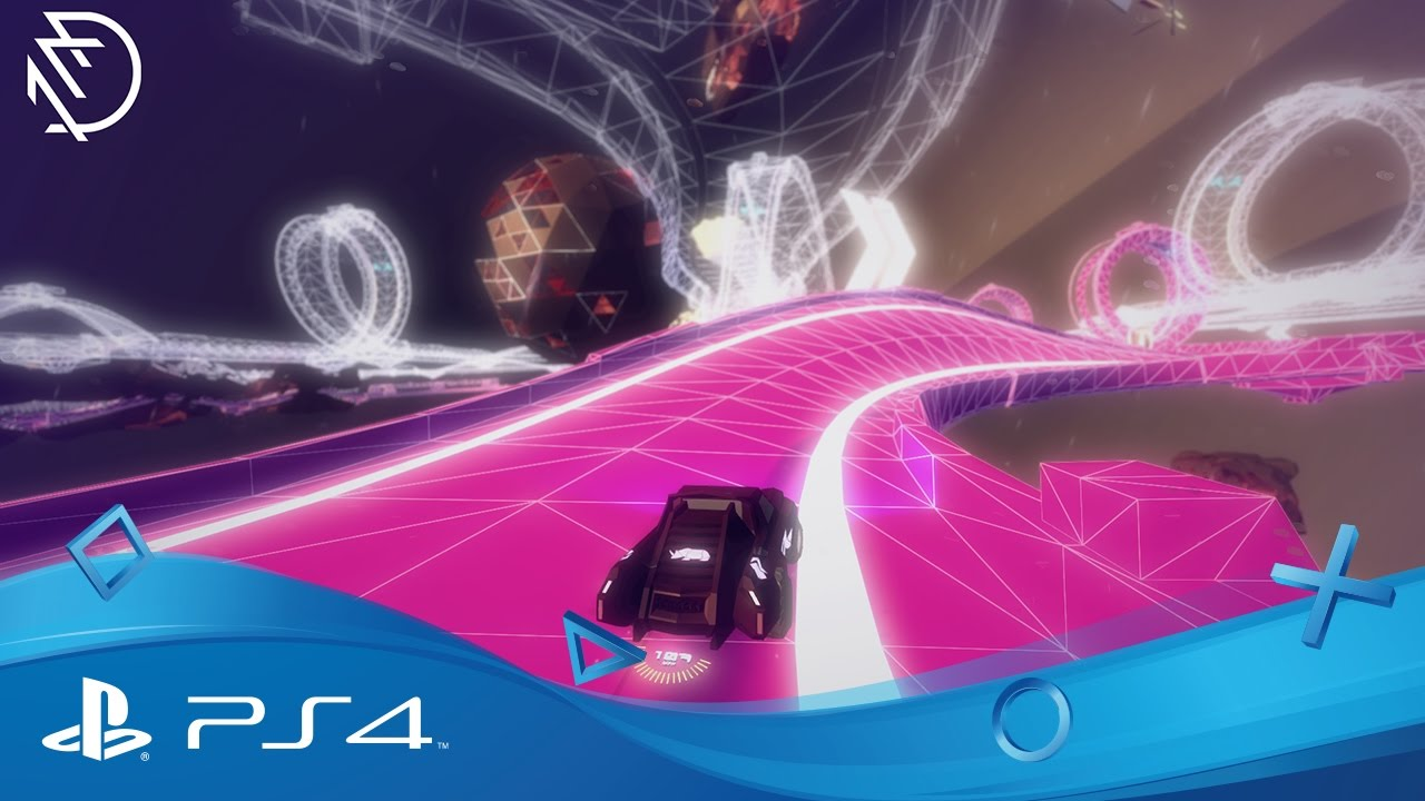 Un juego arcade de carreras diferente: Drive!Drive!Drive! está ya disponible para PS4