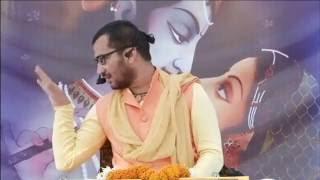 Deepak bhai Ji Bhagwat katha day 2