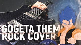 Dragon Ball Z - Gogeta Theme ( Guitar Cover )