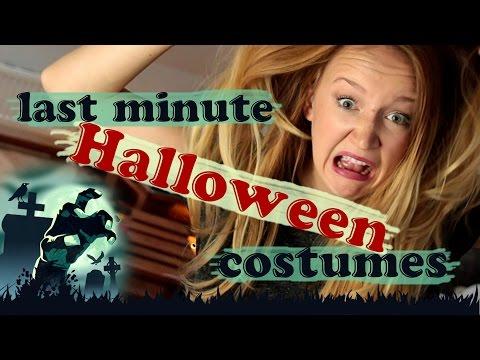 10 Last Minute Halloween Kostüme - einfach, schnell, lustig - Zombie Invasion