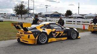 Porsche GT3R SCCA Club Racing Interview @ Sebring