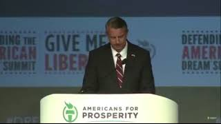 Ed Gillespie Claims White Supremacists Not on a Left Right Spectrum