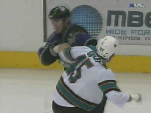 Jody Shelley vs Raitis Ivanans