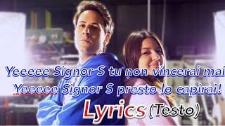 Me contro Te - Signor S (Official Video) TESTO/LYRICS
