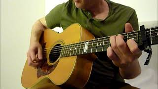 'Long, Long Way'- (Acoustic Solo by Brent Mason.  Song by Alan Jackson