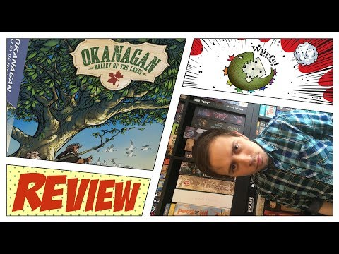 Okanagan Review - Würfel Reviews