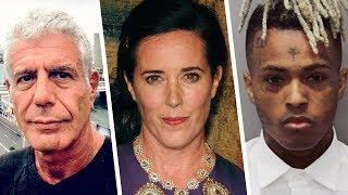 Celebrities We Lost In 2018   ⭐OSSA