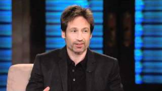 Дэвид Духовны, David Duchovny Tears Up the Bunny Hill Lopez Tonight (13.01.2011) часть 2