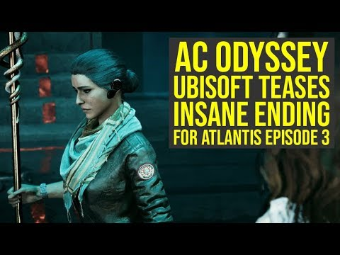Assassin's Creed Odyssey Fate of Atlantis Episode 3 - Insane Ending TEASED & More (AC Odyssey DLC)