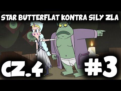 Star Butterfly kontra siły zła #3 SEZON 3 CZĘŚĆ 4