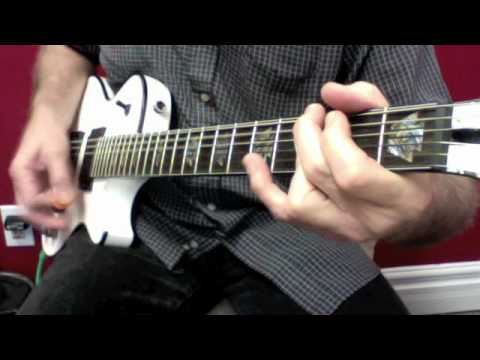 Blues Guitar Lessons • Chord Substitution Part Three