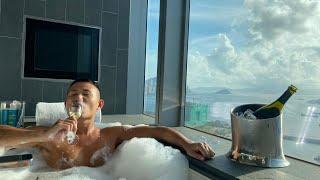 20200703 阿祖帶你去玩去癲去享受人生 想知香港W酒店正唔正 房間 泳池 早餐又得唔得 一齊去嘆啦