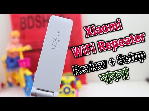 Xiaomi WiFi Repeater 2 | Full Review & Setup | Bangla | Technology Times BD