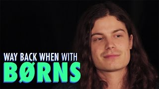 BØRNS Talks Hot Date Spots & Transforming Into Yanni