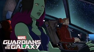 Marvel's Guardians of the Galaxy Season 1, Ep. 26 - Clip 1