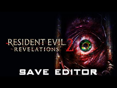 PS3] Resident Evil Revelations 2 *Save Editor* - Xiam MrUknowwho