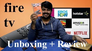 Best streaming device Amazon Fire TV stick INDIA unboxing and complete review  unboxing # 4