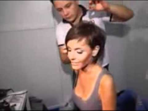 Olga kartunkowa ist auf 54 kg abgemagert