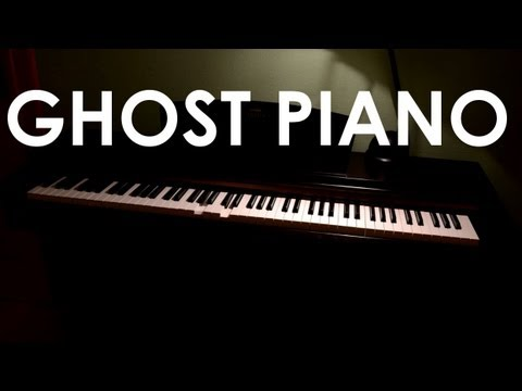 He's a Pirate - Stop motion piano
