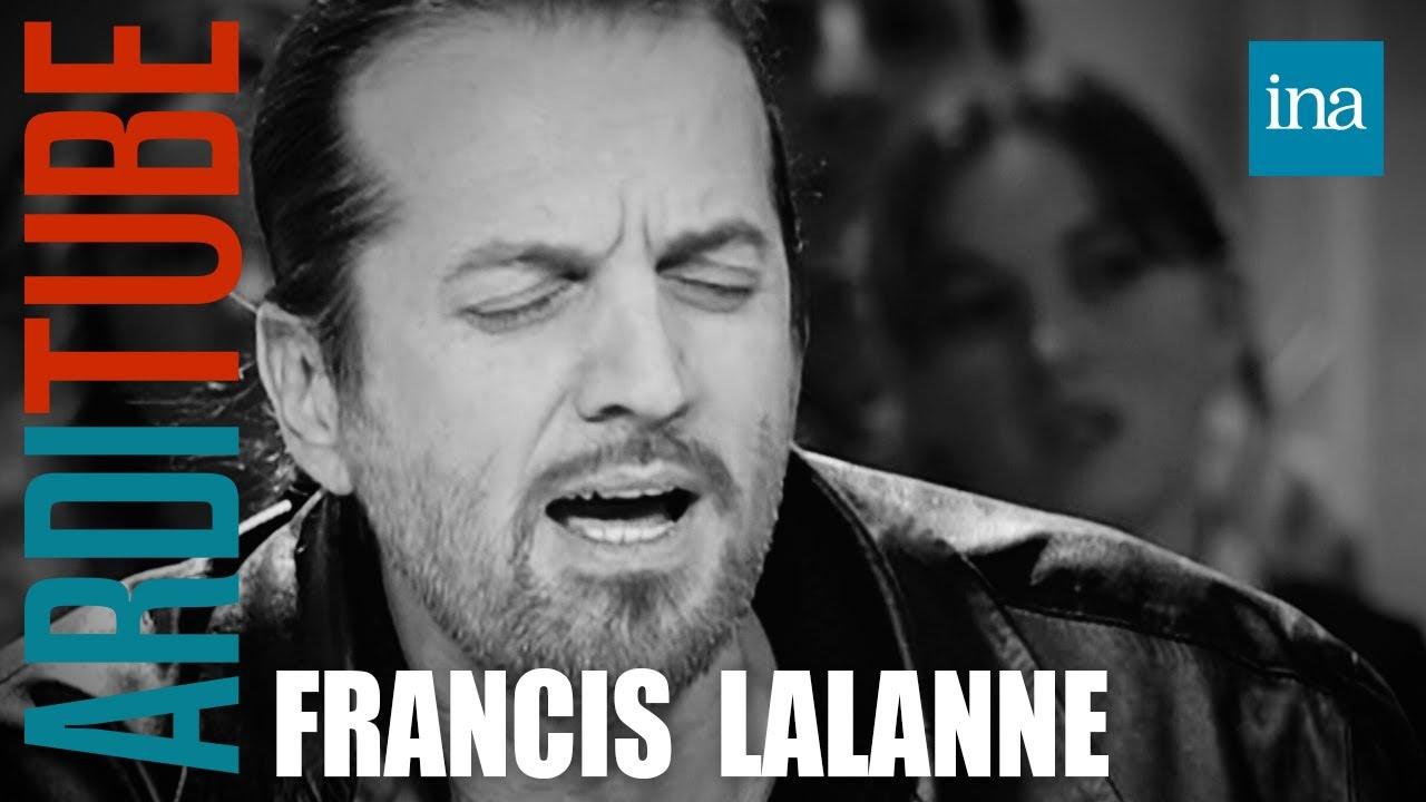 Francis Lalanne : La guerre en Irak, la téléréalité et le foot chez Thierry Ardisson   INA Arditube