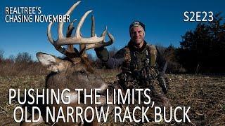Old Buck, Narrow Rack at Maximum Range | Chasing November S2E23