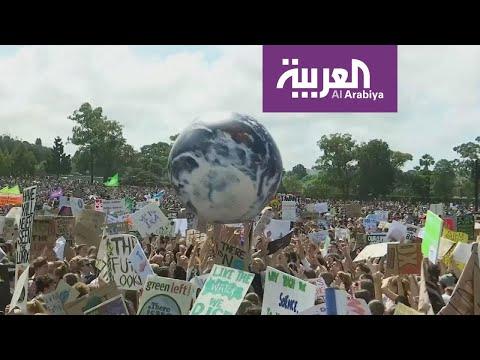 العرب اليوم - شاهد: حرارة الأرض ترتفع وغضب سكانها أيضاَ