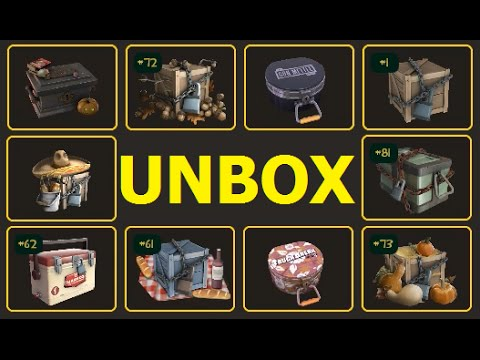 Steam Community Video Tf2 Unboxing 10 More Random Crates Or