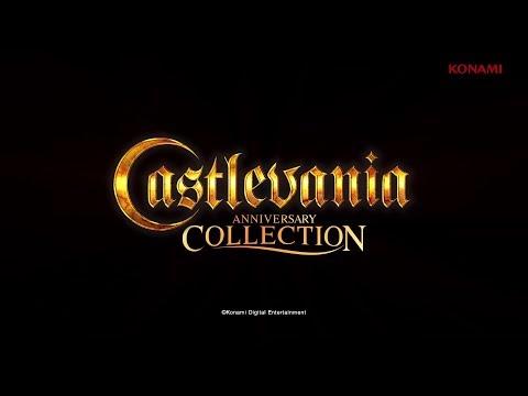 Castlevania - Anniversary Collection