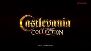 VideoImage1 Castlevania Anniversary Collection