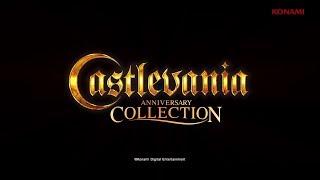 VideoImage1 Castlevania Anniversary Collection