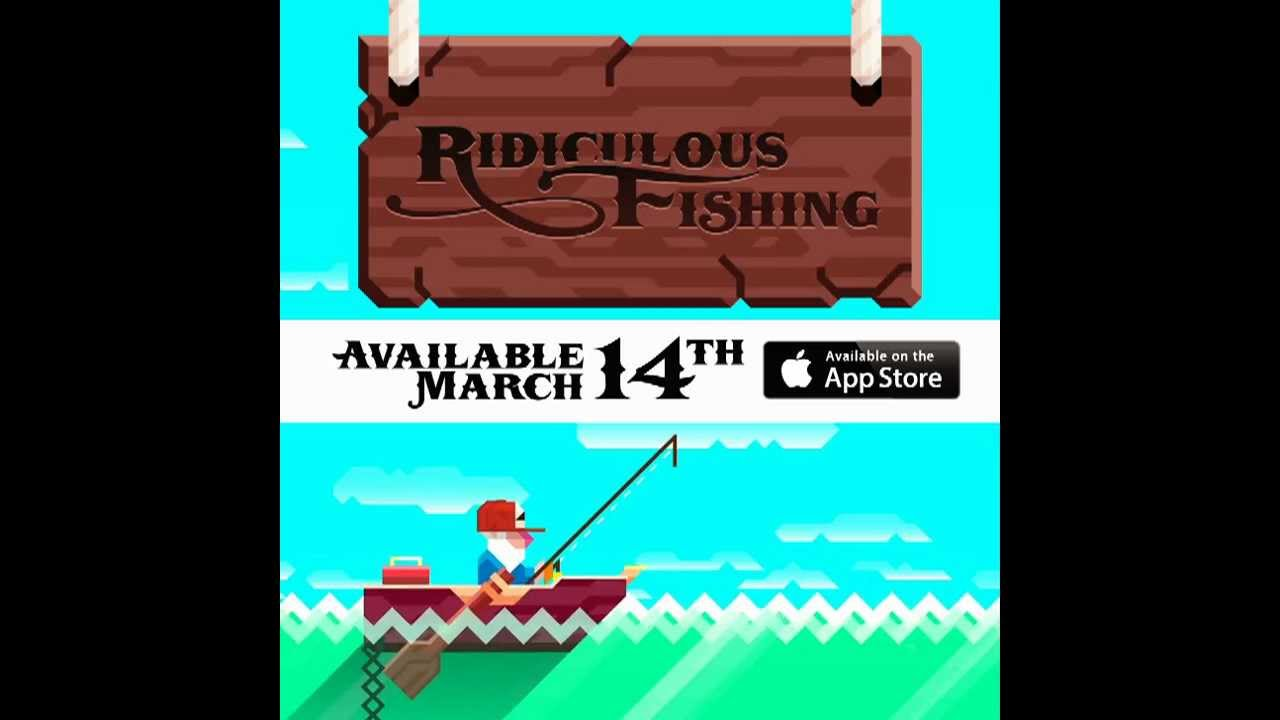 Six Seconds Is Enough To Convince Me This Is The Best Fishing Game Ever