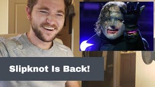 """Pop Singer REACTS To SLIPKNOT: """"Solway Firth"""""""