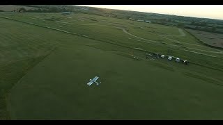 FPV Chase Footage of Fixed Wing at Colchester Model Aircraft Club (Part 2)