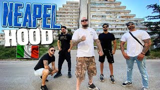 NEAPEL - Clans, Armut, Verbrechen ⎮ Scampia und Gomorra ⎮ Max Cameo #HOOD