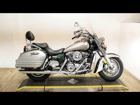 2006 Kawasaki nomad 1600 in Wauconda, Illinois - Video 1