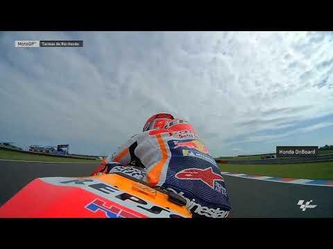 Repsol Honda OnBoard: Argentina Grand Prix