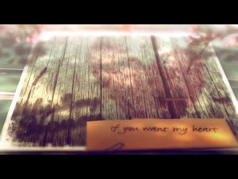 """If You Want My Heart"" Official Lyric Video - Whiskey Honey © 2013"