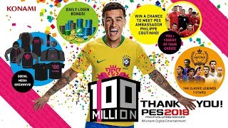 PES 100m Celebration Coutinho Trailer