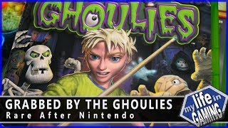 Grabbed by the Ghoulies [Rare After Nintendo] :: Game Showcase