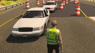 Flashing Lights - Speed Content Update (Speed Tickets, Speed Limits, On Foot Traffic Stops)