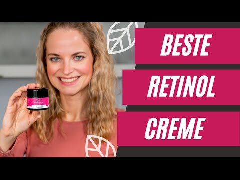 Retinol Creme mit Hyaluron ✅ - als Tages- oder Nachtcreme 👉 Anti-Aging aus der APOTHEKE