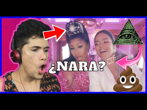 KAROL G, Nicki Minaj - Tusa   REACCIÓN