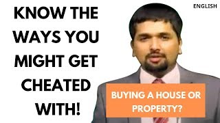 Buying a House or Property? Know the Ways You Might Get Cheated | EP 97