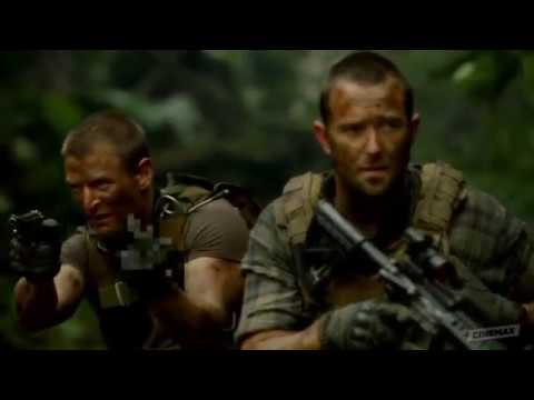 Strike Back - Scott and Stonebridge Parachute into Colombia HD